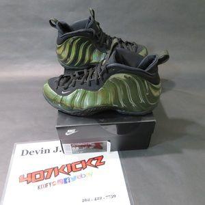 🔥👟 Legion Green Foams size 9.5
